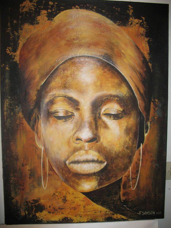 Une africaine