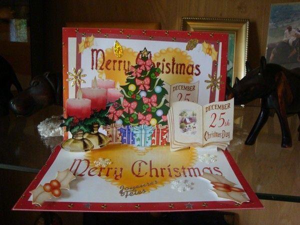 Ma Carte De Noel.Ma Carte De Noel